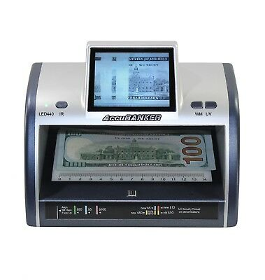 AccuBanker LED440 Infrared Counterfeit Detector