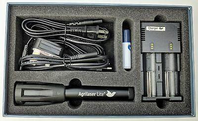 Professional pigeon Laser Bird Control Agrilaser Lite Rechargeable