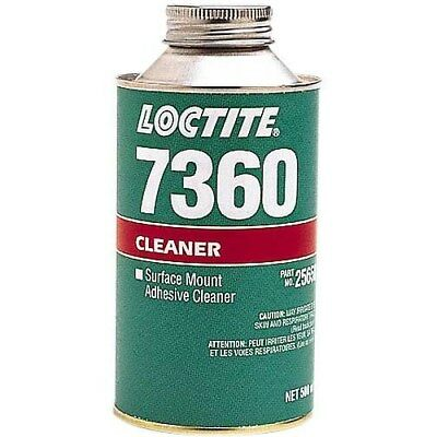 Loctite 7360 Adhesive Remover & Cleaner-25658-500ml bottle-6-pack