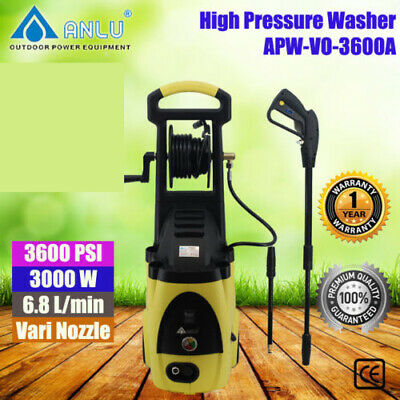 Anlu Electric High Pressure Water Cleaner Washer APW-VO-3600  3600PSI