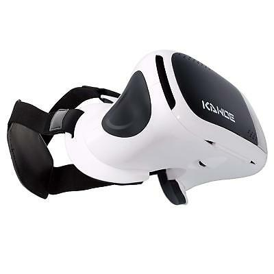 VR Headset, KAWOE 3D Virtual Reality Glasses Compatible with Smartphone Size ...