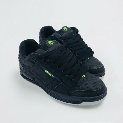 Scarpe Skate Osiris Peril Black Lime Grey  40 41 43 Ultimi Rimasti!