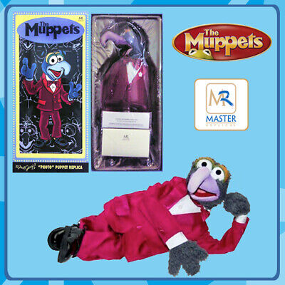 """MASTER REPLICAS MUPPETS Gonzo The Great 26"""" Puppet *BRAND NEW*"""