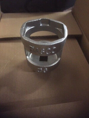 Socket Wrench for Concealed Fire Sprinklers Reliable/Rasco G6 (NEW)