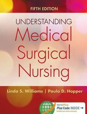 TEST  BANK Understanding Medical-Surgical Nursing by Williams (PDF 5th Ed)