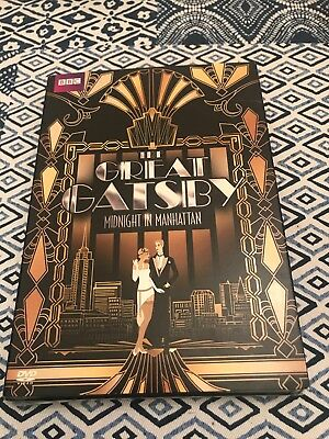 The Great Gatsby: Midnight in Manhattan [New DVD] Eco Amaray Case, Subtitled