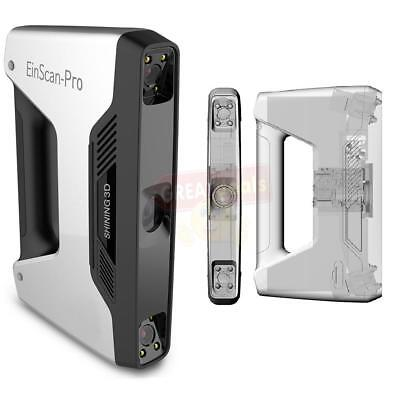 Handheld 3D Scanner - EinScan-Pro with 0.05 mm Accuracy 2s Speed 4 Scan Modes