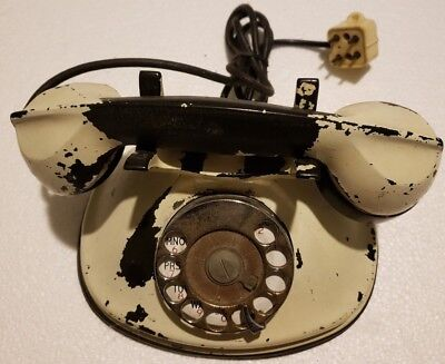1960's rotatory phone parts only