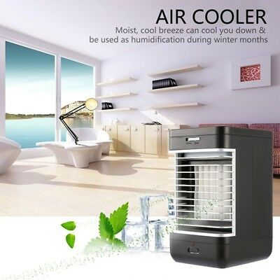 AU Evaporative Air Conditioner Cooler Humidifier Purifier Personal Cooling Fan