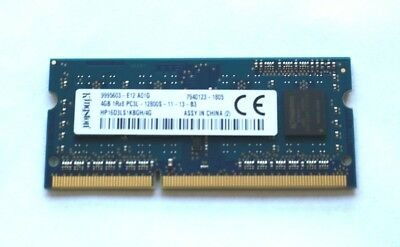 NEW 4GB Memory Module PC3-12800 SODIMM For HP Pavilion Notebook 15-n210dx