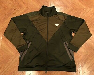 NWT MENS LARGE Adidas x White Mountaineering Track Top Jacket BQ4129 MSRP $200