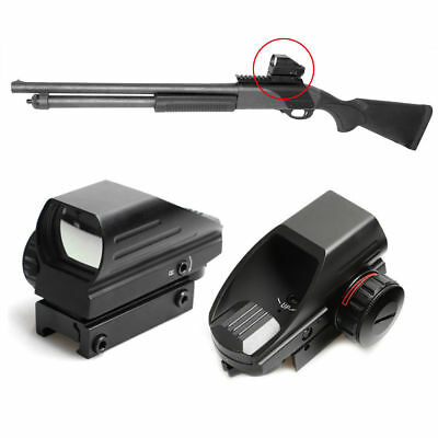 Optics Tomcat 1x22x33 Hunting 4 Reticles Red Green Dot Scope For Airsoft New