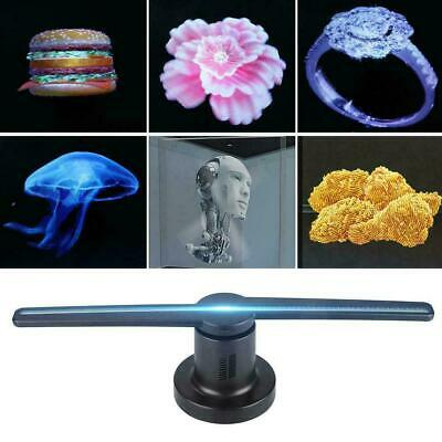 42cm/16.5in Hologram Projector Fan WiFi 3D LED Holographic Advertising Displayer