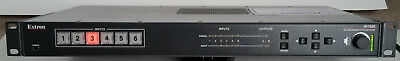 Extron IN1606 Scaling Presentation Switcher VGA 2x HDMI Outputs MINT!