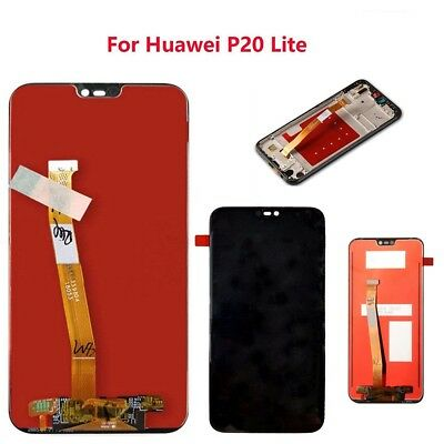 For Huawei P20 Lite/ Nova 3e LCD Digitizer Touch Screen Display Replacement