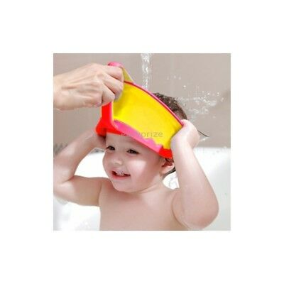 Cappello Doccia Cuffia Bambini Shaped Adjustable Baby Children PP Shower 61f03eb9915b