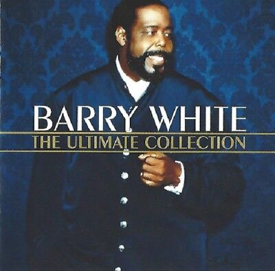 Barry White / The Ultimate Collection * New Cd * Neu