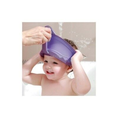 CAPPELLO DOCCIA CUFFIA Bambini Baby Children PP Shower Caps Purple ... 3bad9235f45f
