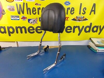 drivers backrest for victory vision