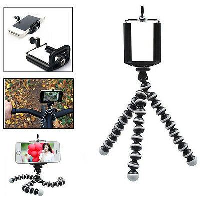 Flexible Mini Octopus Stand Tripod Gorilla Pod For Samsung iPhone7/8/X/XR Gopro