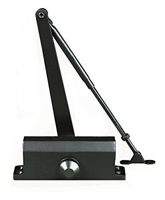 Set of 2 Cal-Royal 420 P Commercial Grade Door Closer, Size 2 Spring, Duronotic