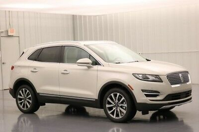 2019 Lincoln MKC RESERVE 2.3 AWD TURBOCHARGED 6 SPEED AUTOMATIC SUV MSRP $48895 MKC TECHNOLOGY PACKAGE MKC CLIMATE PACKAGE LINCOLN CONNECT 4G MODEM WIFI CAPABLE
