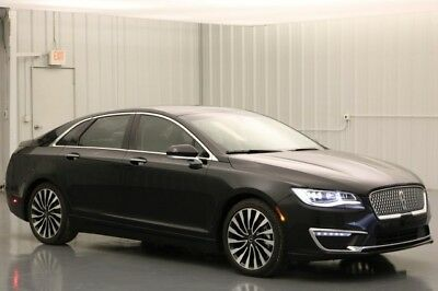 2018 Lincoln MKZ/Zephyr HYBRID BLACK LABEL CHALET THEME SEDAN MSRP $51145 VENTIAN LEATHER SEATING ALCANTARA HEADLINER PANORAMIC ROOF