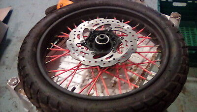 Honley, zongshen, csc, rx3 250 front wheel with disc