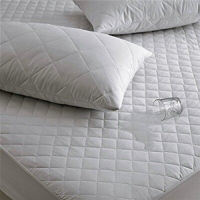 Anti Allergy Waterproof Quilted Mattress Protector-05509