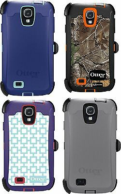 Brand New!! Otterbox Defender Case for Samsung Galaxy S4 - With Belt Clip