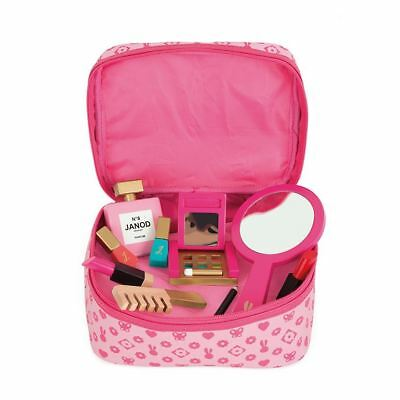 Janod Jouet en Bois Little Miss Vanity-Case 3-8yrs