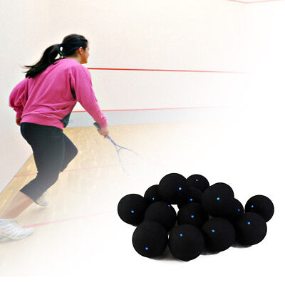 Professional Rubber Squash Ball Training Competition Accessories Flowery