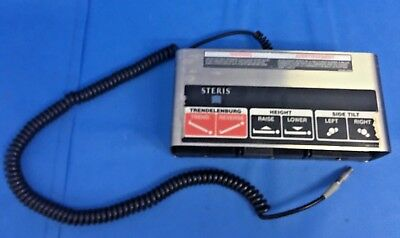 Amsco Steris 3 Pedal Surgical Foot Pedal 30 Day Warranty.