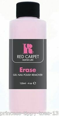 RED CARPET manicure Erase gel nail polish remover - 59ml