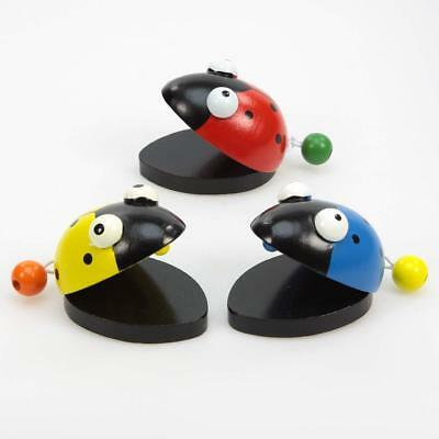 House of Marbles - Animal Clacker - Kids Wooden Castanets - Assorted Colors