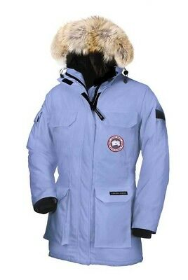 WOMENS CANADA GOOSE Expedition Parka Arctic Frost Regular Size Small ... 6bef6e508f