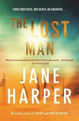 NEW The Lost Man By Jane Harper Paperback Free Shipping