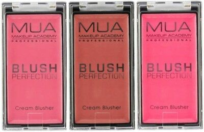 Cream Blush by MUA ~ blusher rouge face glow ~ choice of shades