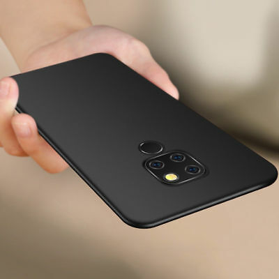 Shockproof Matte Protective Slim Hard TPU Case Cover For Huawei Mate 20 Pro/Lite