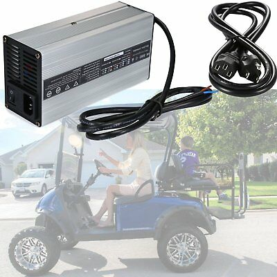 NEW 36 VOLT Golf Cart Battery Charger 5A Star Ez Go Club Car DS EZgo Ezgo Golf Cart Hour Meter Hd Image Of V Volt Clubcar Yamaha Battery Html on