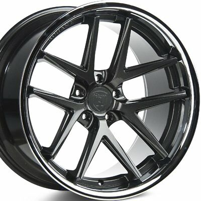 20x10 20x11 28 Rohana Rc9 5x114 3 Graphite Wheels Fits Nissan Gtr
