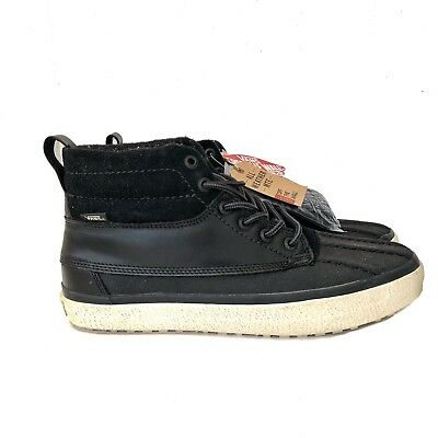 5e2e6e7fb5 VANS SK8 HI Del Pato MTE Black VN-0A3497DW5 Men s Size  9.0 -  22.75 ...