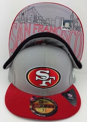 the latest c3936 63221 San Francisco 49ers 2015 Draft New Era 59FIFTY fitted hat football cap