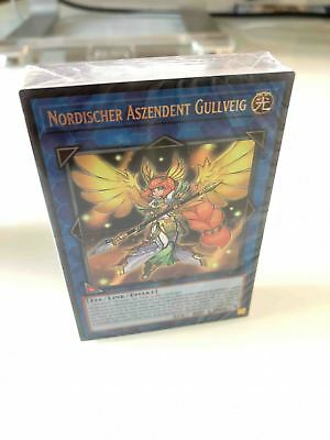 Nordisch Deck - Legendary Hero Decks - LEHD-DEB - Deutsch NEU & OVP Yu-Gi-Oh!