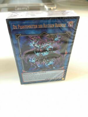 Phantomritter Deck - Legendary Hero Decks - LEHD-DEC - Deutsch NEU & OVP YuGiOh!