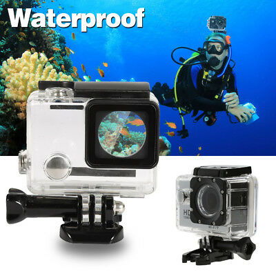 Floating Housing Surfing Buoy Case Cover Box For GoPro Hero4 Silver Hero3+ HS1