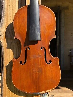 Very interesting early 18th cent. violin - violon viola violino cello geige