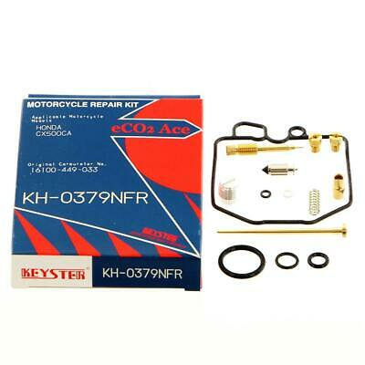 Honda CX 500 '80-84 Vergaser Reparatursatz Dichtsatz Carburator repair kit