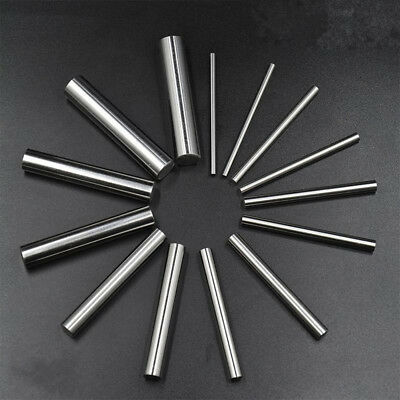 100pc OD 1mm Stainless Steel Dowel Pins Fasten Elements, long 3 to 20mm