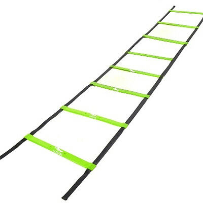 4m Speed Agility Ladder - Exercise Sport Football Agility Ladder - 4 metres long